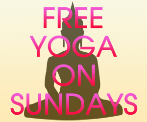 Yoga Every Sunday