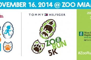 Tommy Hilfiger ZooRun5K & Kidz Medical Services ZooKidsDash