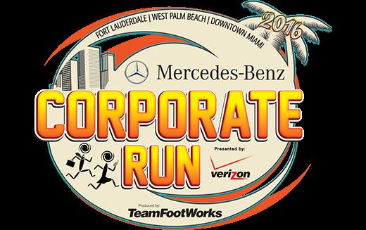 Mercedes-Benz Corporate Run presented by Verizon