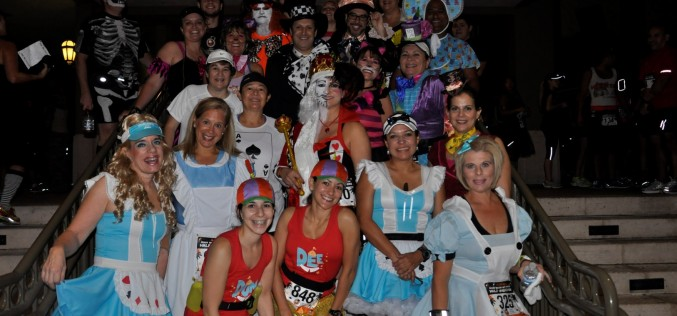 Halloween Half-Marathon Training