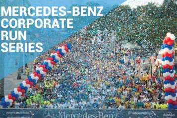 Mercedes-Benz Corporate Run presented by Verizon