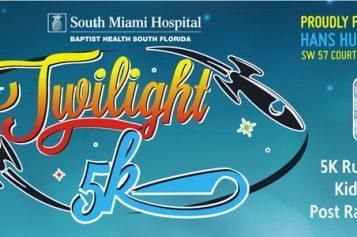 South Miami Hospital Twilight 5K
