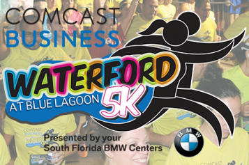 Comcast Business Waterford 5K presented by South Florida BMW Centers