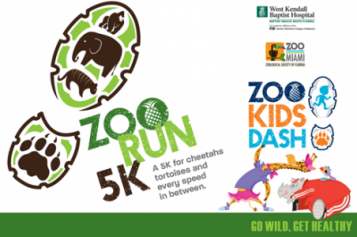 ZooRun5K presented by Gilly Vending & ZooKidsDash presented by Kidz Medical Services