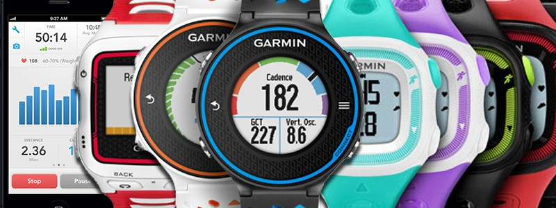 Garmin vs Smartphone Apps