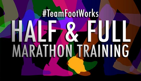 Half & Full Marathon Training