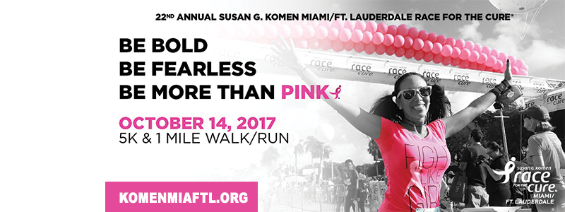 Komen Miami/Ft. Lauderdale Race for the Cure