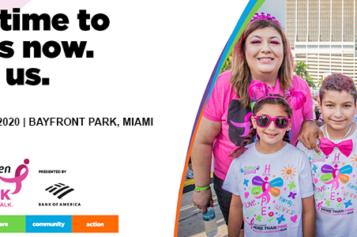 Komen Miami/Ft. Lauderdale More than Pink Walk®