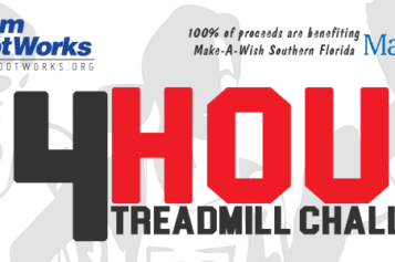 24 Hour Treadmill Challenge