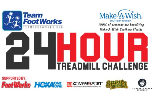 24 Hour Treadmill Challenge