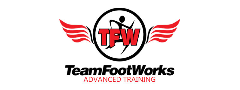 TeamFootWorks Advanced Training Program with Coach Jonathan Mederos