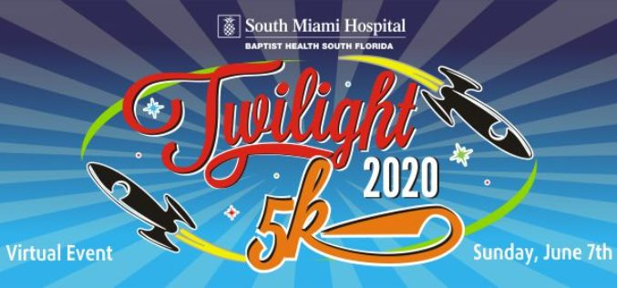 South Miami Hospital Twilight 5K Virtual Run