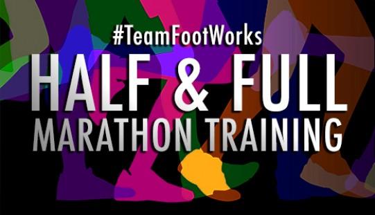 Half & Full Marathon Training