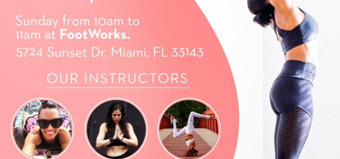 Free Yoga on Sundays